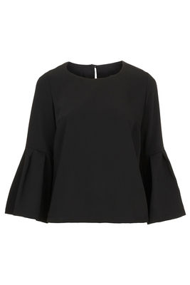 Bell-blouse-sleeves