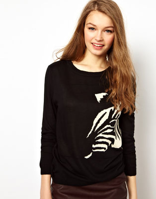 Zebra-sweater-asos