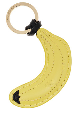 Mulberry-banana-key-fob-net-a-porter