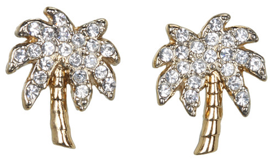 Juicy-couture-palm-tree-studs-zappos