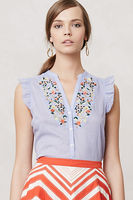 Anthropologie-top