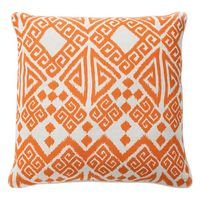 Pillow-tribal-throw-orange