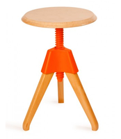 Stool-modern-industrial