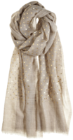Foil-dot-scarf-calypso