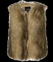 Faux-fur-vest-buckle
