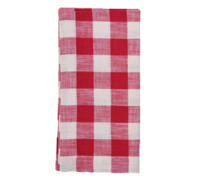 Gingham-tablecloth
