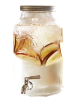 Mason_jar_drink_dispenser