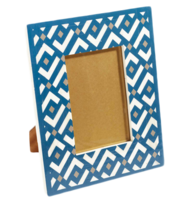 Cobalt_bone_picture_frame