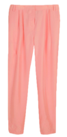 Silk-pleated-pant