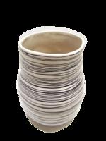 Black-studio-ware-chunky-vase