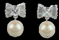 Le-soir-bow-drop-earrings