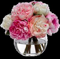 Peony-bouquet