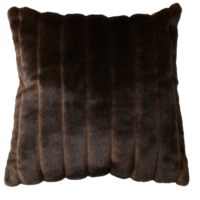 Faux-fur-pillow
