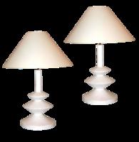 Jacques-grange-lamps