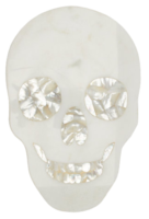 Skull-marble-cheese-board
