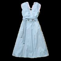 Chambray-dress