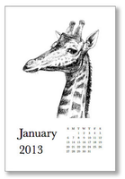 Hoofed-animals-calendar-etsy