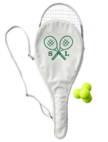 Tennis-racket-holder