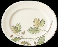 Oak-branch-platter