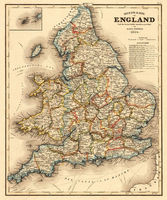 Vintage-english-map-etsy