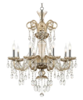 Crystal-chandelier-lamps-plus