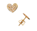 Xs-heart-pave-earrings
