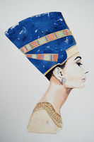 Nefertiti-at-tiffanys-saatchi-online