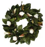 Magnolia-wreath