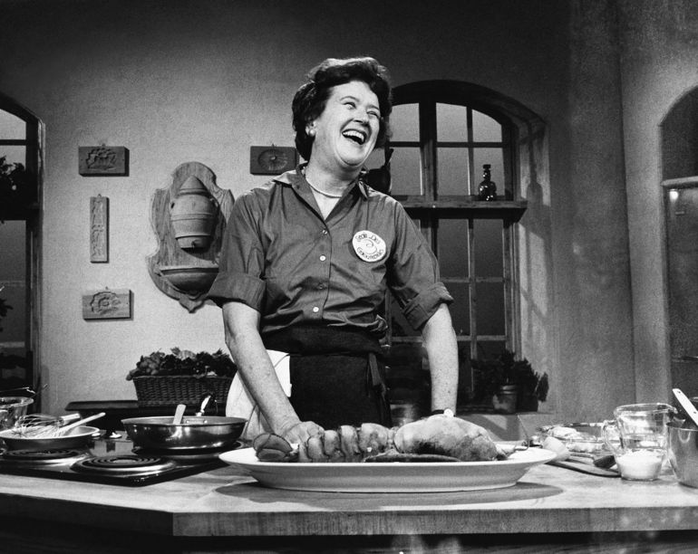 Cooking In Julia Child S Kitchen