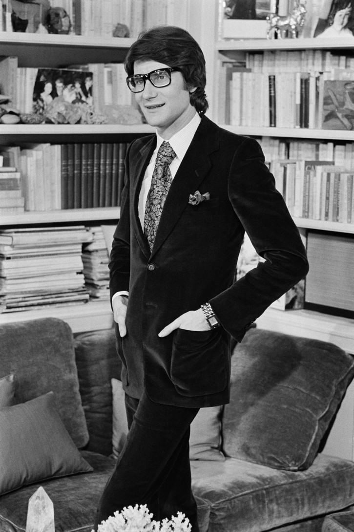 54e58f87ae6ea 5 Things You Didn t Know About Yves Saint Laurent - Matchbook Magazine