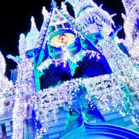 Cinderella-icicle-castle