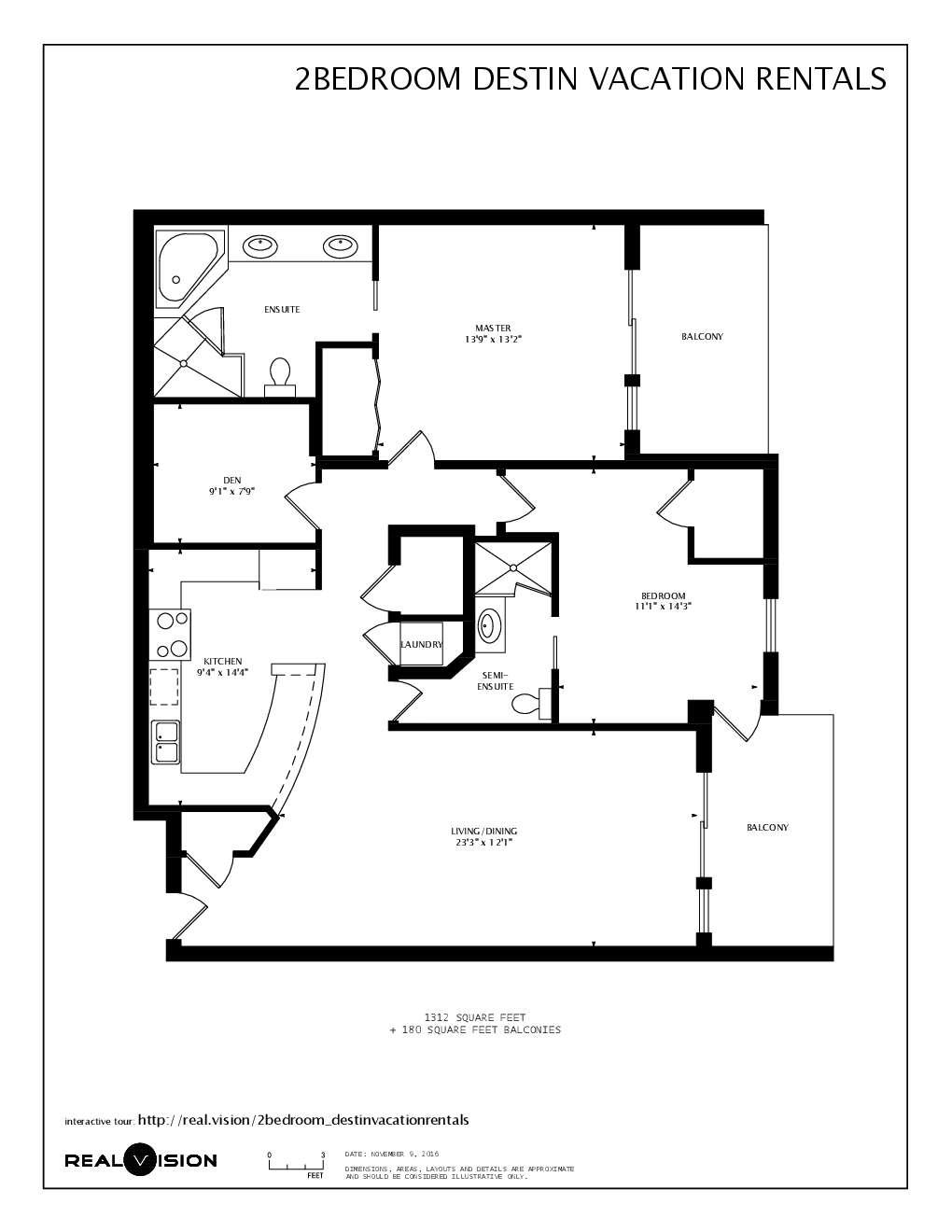 2 Bedroom Bathroom Interactive Tour Photo Gallery Floor Plan