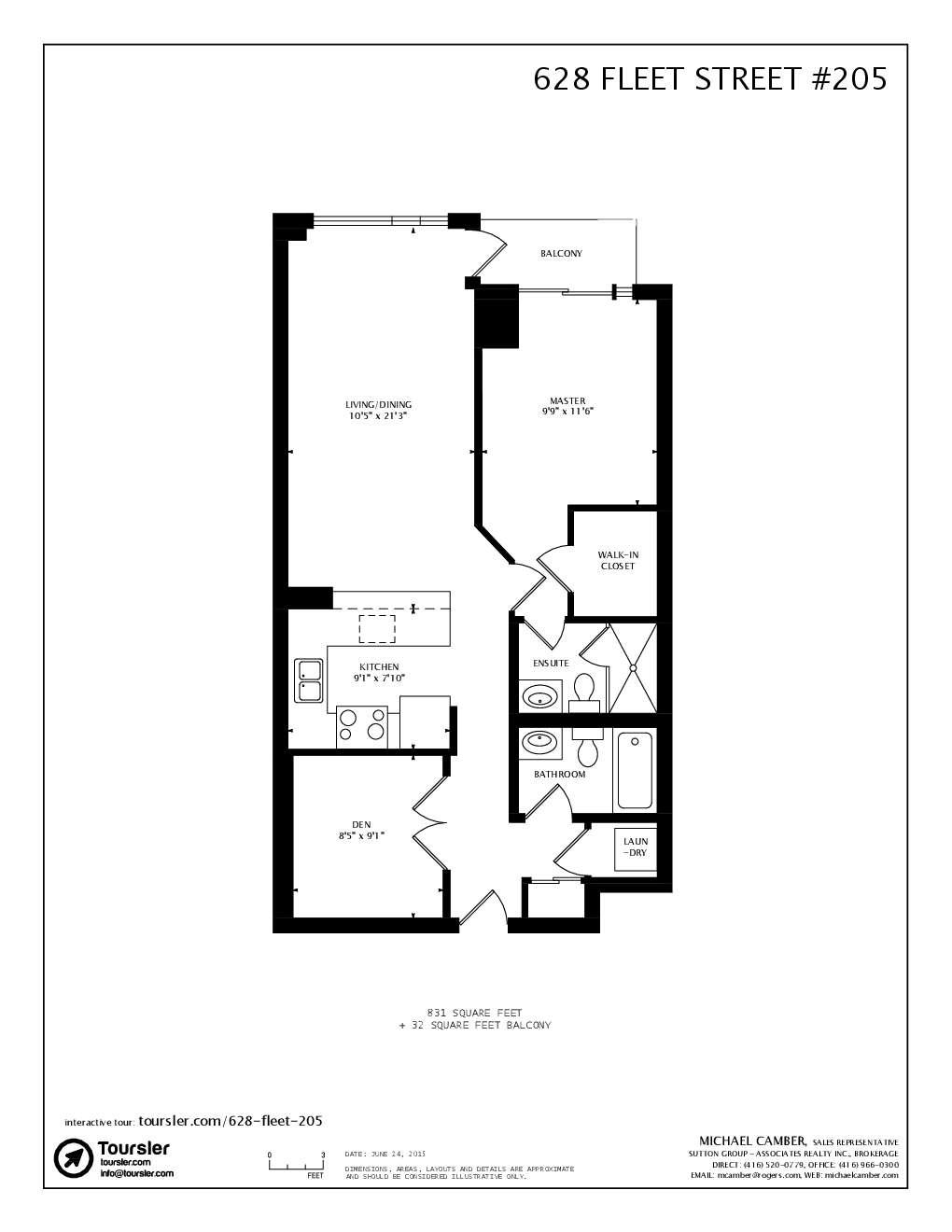 628 fleet street floor plans