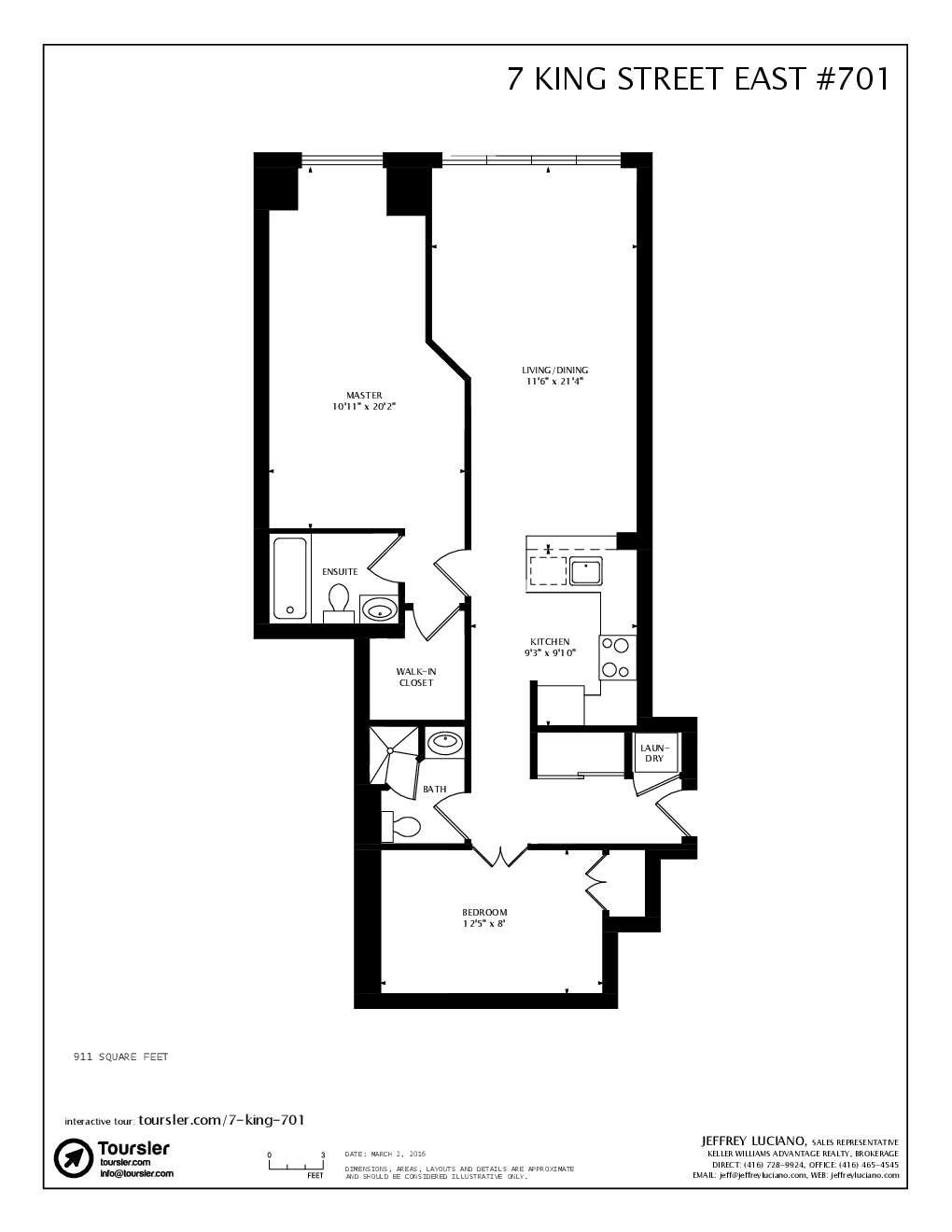 7 King Floor Plans
