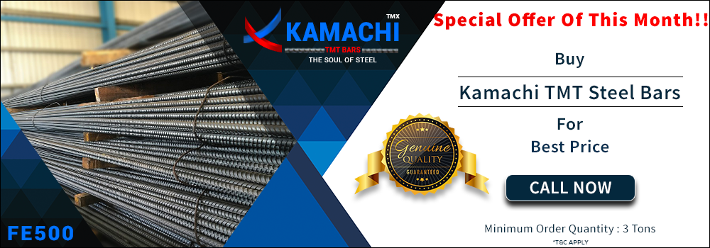 Kamachi Steel Offer