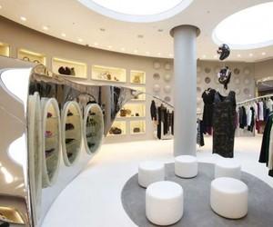 Best Logo Design: Fashion Boutique Interior With Modern Style - Boutique Interior Design