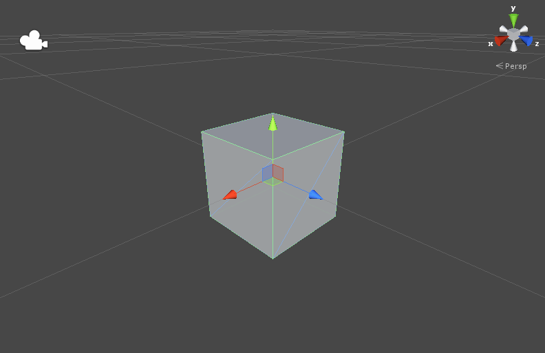 Generated Mesh Lifetime in Unity3D