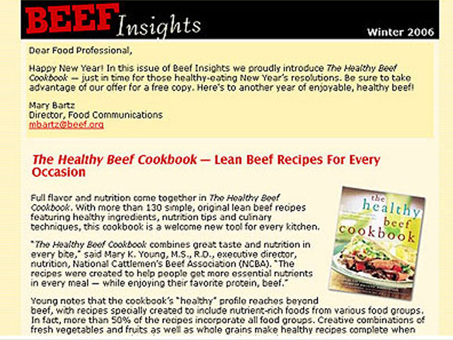 Beef Insights