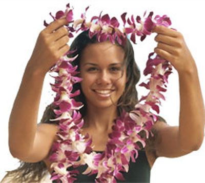 Product Lei Greeting