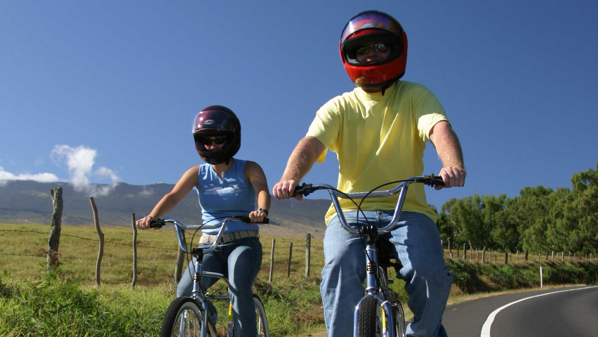 Product Haleakala Guided Bike Tour