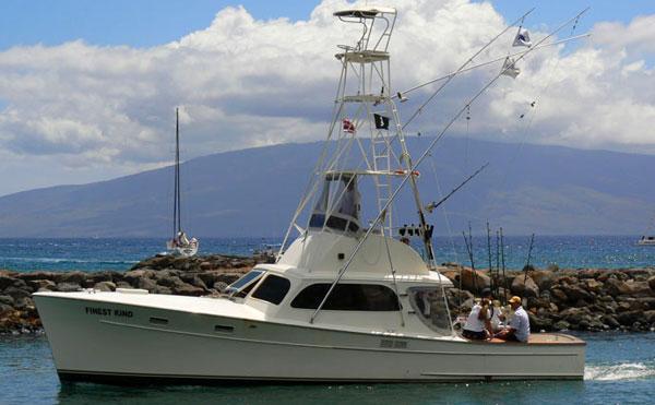 Product Lahaina Sportfishing