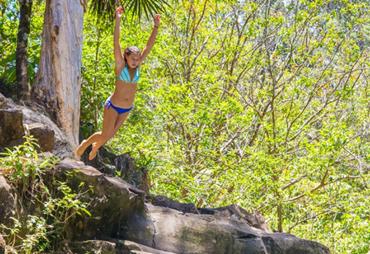 Product Waterfall & Rainforest Hiking Adventure
