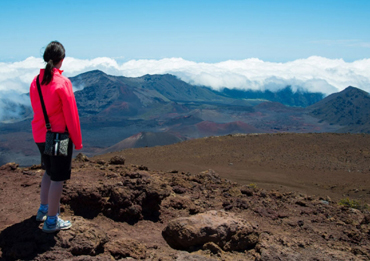 Haleakala Crater 4 Mile Hike