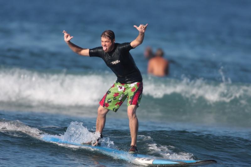 Kaanapali Surf Lessons