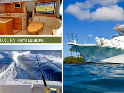 Deluxe 6 Hour Private Charter