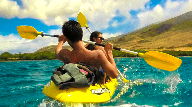 Olowalu Kayak Tour