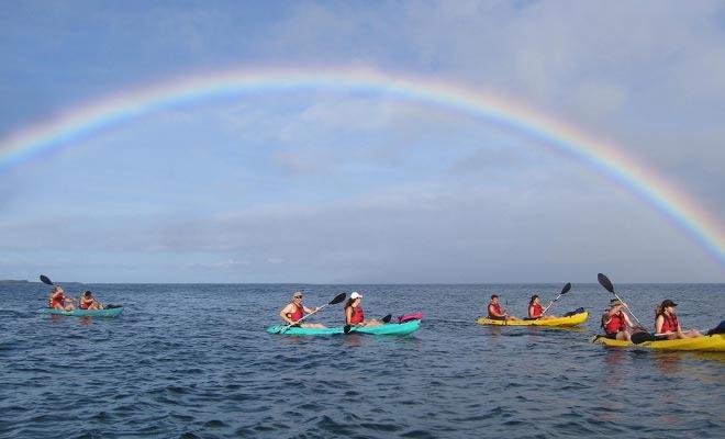 Product North Shore Kayak Tour
