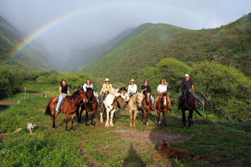 Product Lahaina Morning Horseback Ride