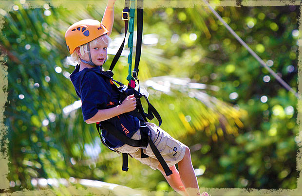 Product Tropical Plantation Zipline