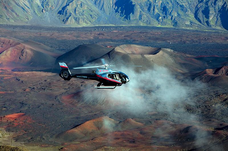 Product Hana & Halekala 40-50 Minute Deluxe Helicopter